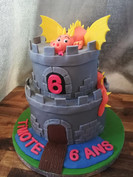 Dragon and Castle cake.jpg