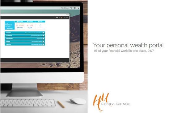 Personal Wealth Portal