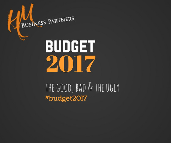 2017 Budget: The Good, The Bad & The Ugly