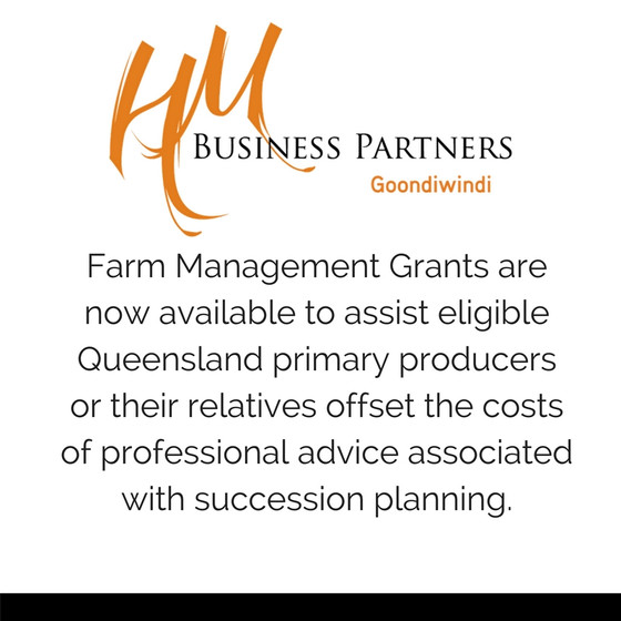 Farm Management Grants Available