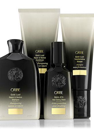 ORIBE Gold Lust Repair & Restore Family.