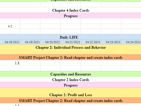 LIFESMART Tip 1: Increase in capacity to Learn daily
