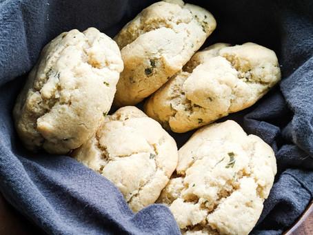 Paleo Herb Biscuits