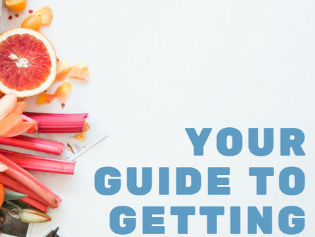 Your FREE Guide to Getting Healthy!