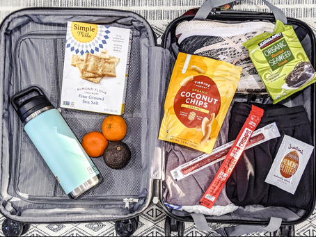 Traveling while on an Elimination Diet