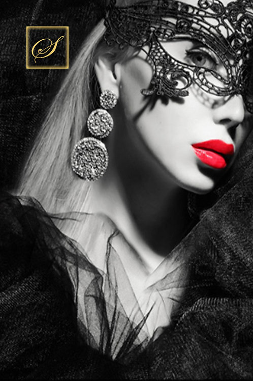 """Katz"" Halloween Special LUX Mask"