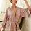"""Thumbnail: """"Akiko"""" Elegant Japanese Robe (Pink)"""