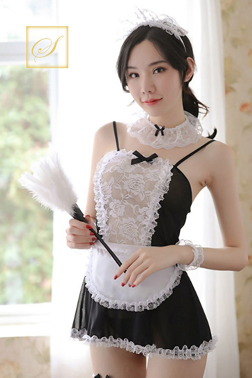 "Costume ""French Maid"""