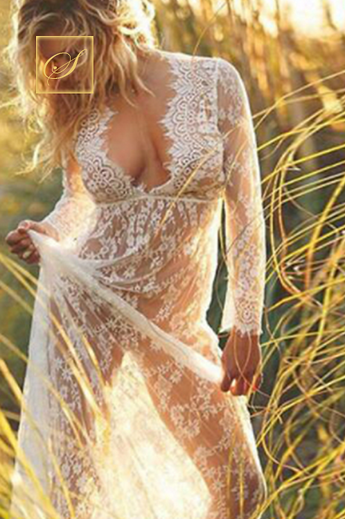 """Susan"" Lace Nightwear (Bridal/Mum-to-be)"