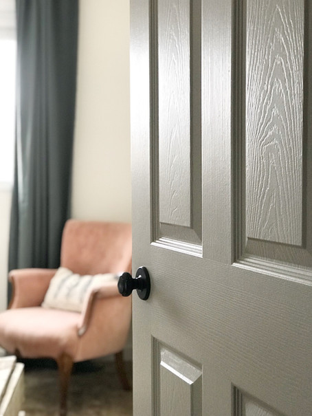 How to Paint Your Interior Doors