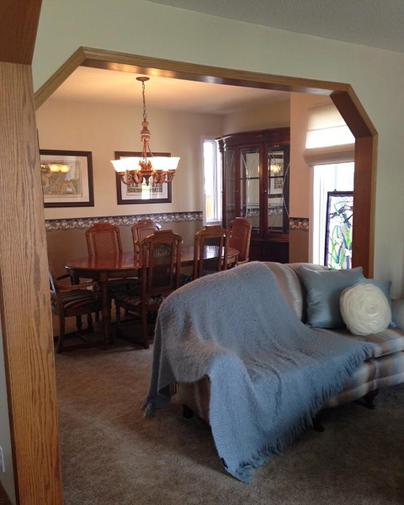 90's living room