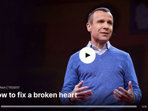 How to fix a broken heart...really!