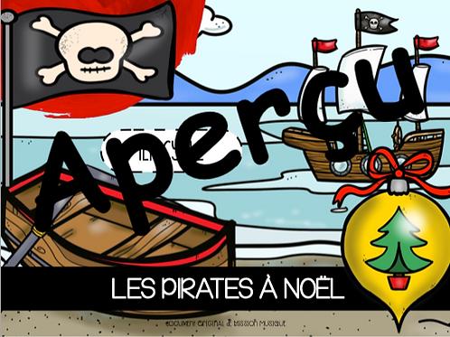 Les pirates à Noël