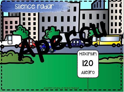 Silence Radar