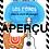 Thumbnail: Les règles de classe - Lama - Chevron - Bleu