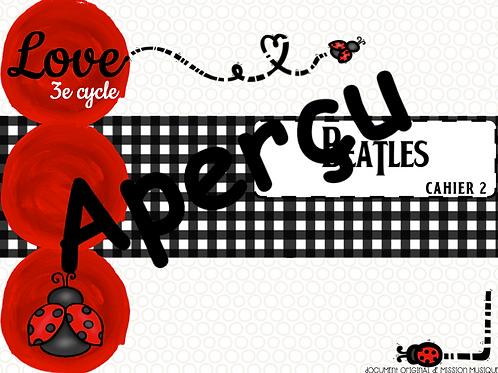 Love - Beatles cahier 2