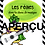 Thumbnail: Les règles de classe - Ananas - Chevron - Vert