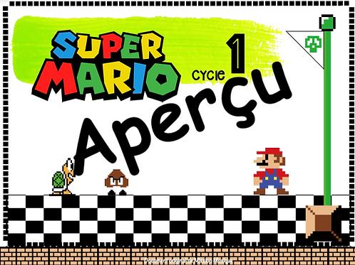Mario Bros Cycle 1