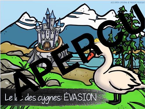 Le lac des cygnes - Évasion