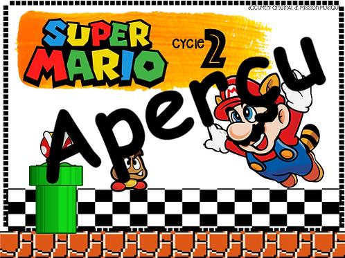 Mario Bros Cycle 2