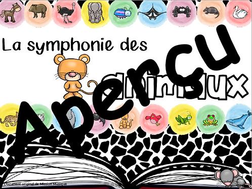 La symphonie des animaux