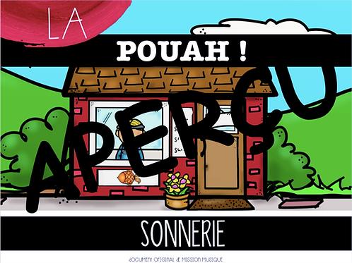 La POUAH sonnerie - Ukulélé