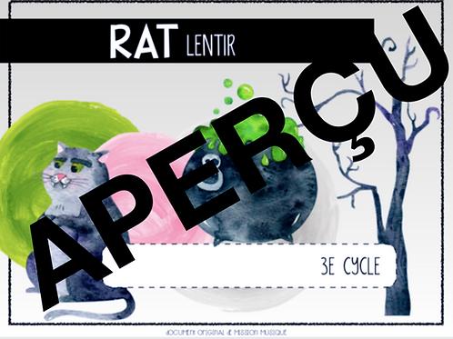 Rat - lentir