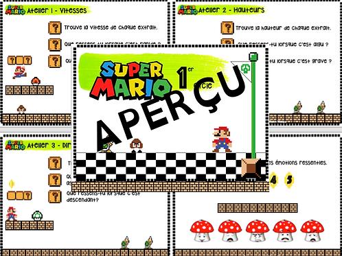Mario Bros 1er cycle