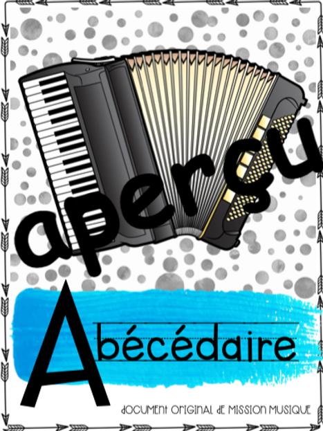 Abécédaire - MUSIQUE