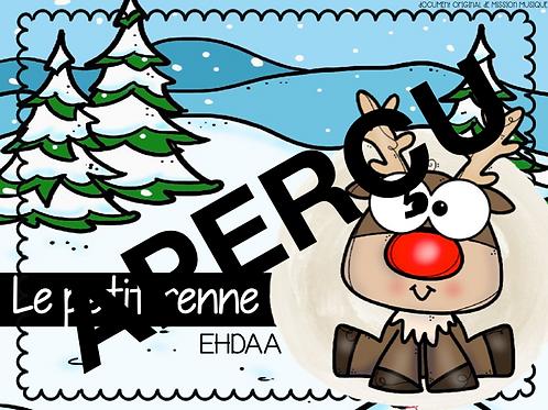 Le petit renne - EHDAA