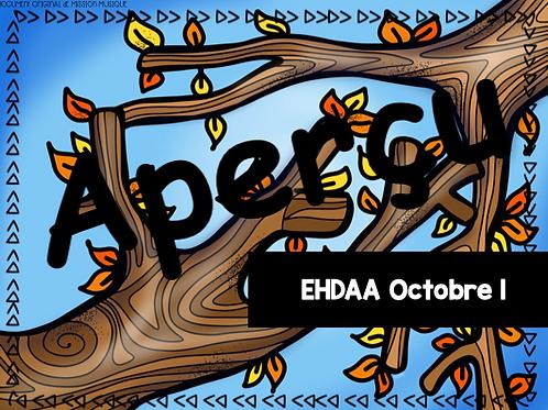 Octobre - EHDAA