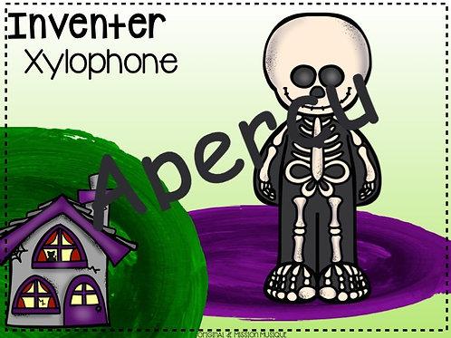 Inventer - Halloween - Xylophone