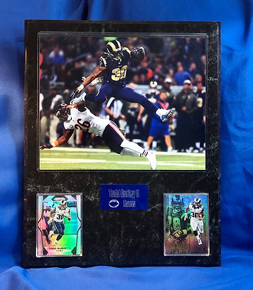 Todd Gurley Rams 12x15 sports plaque