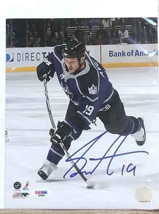 Sean Avery Kings signed 8x10 unframed Photo PSA/DNA certified