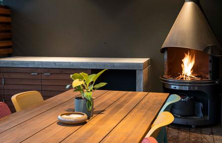 Concrete Outdoor Kitchen Designs