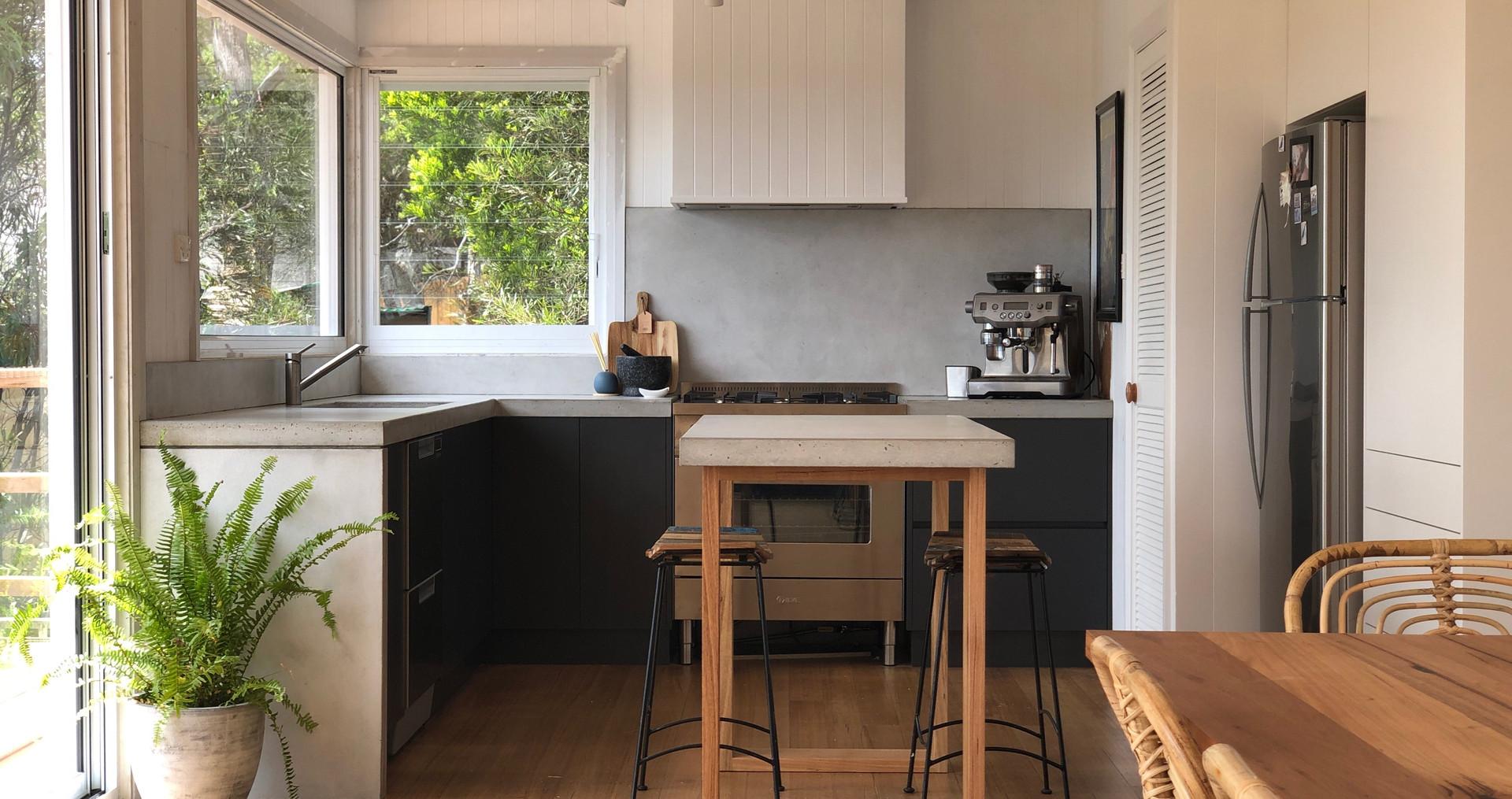 Angelsea - Concrete Kitchen Design