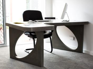 Concrete Desk - Brighton, Melbourne