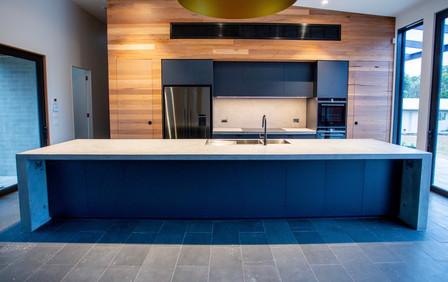 Torquay - Concrete Kitchen Design