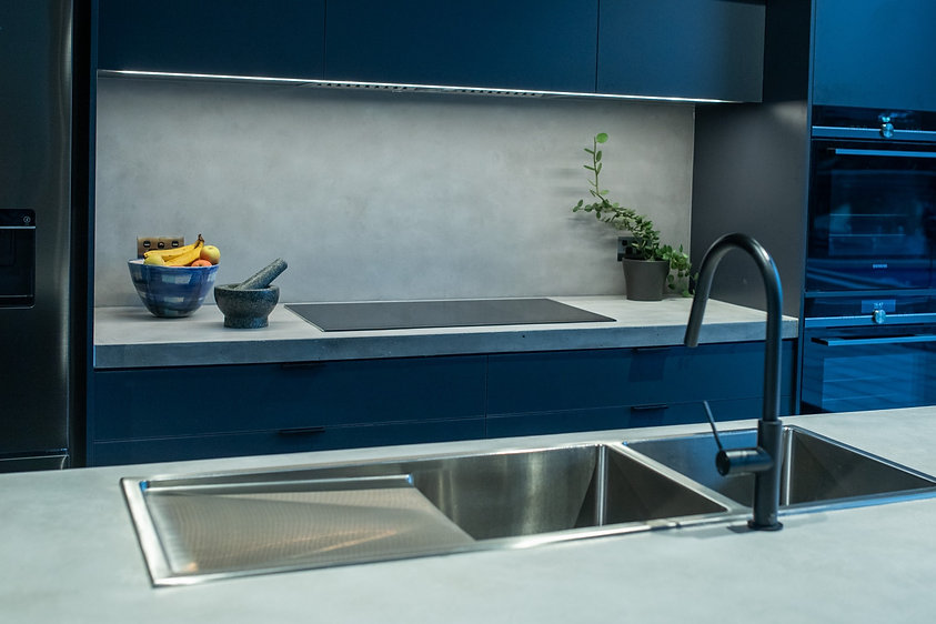 Form Concrete Artisans - Concrete Kitchen Benchtop