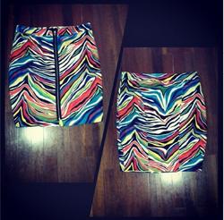 rainbow tiger pencil skirt.png