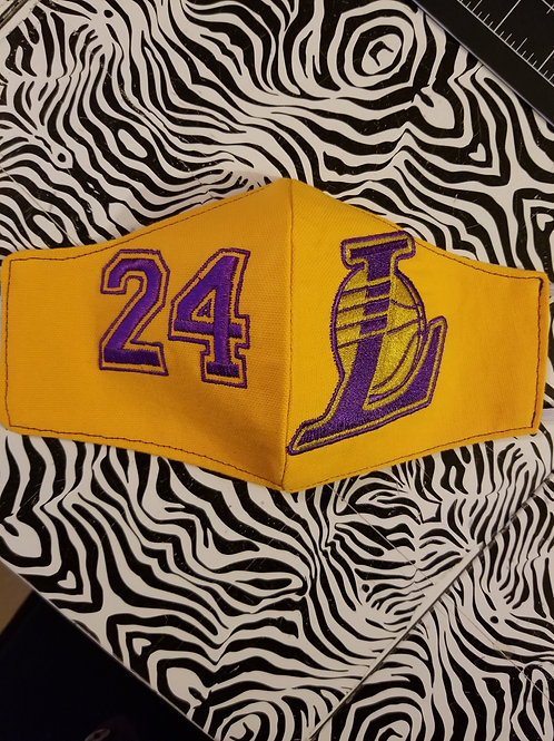 Yellow Lakers 24
