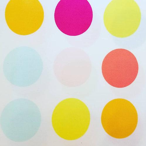 #51 Colorful Polka Dots