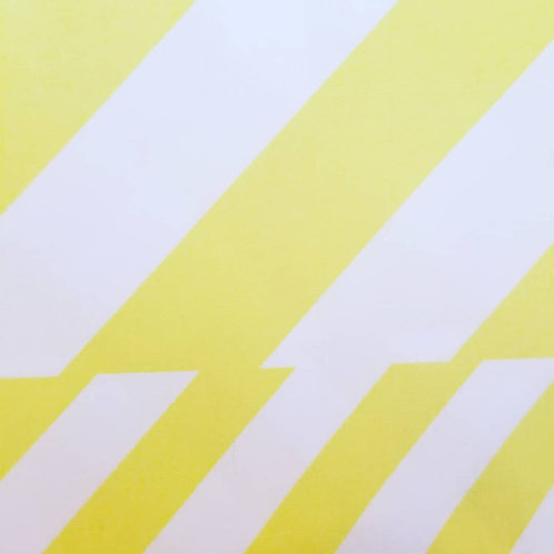 #55 Yellow & White
