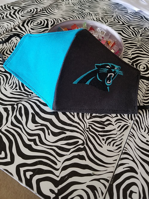 Black & Blue Combo Panthers