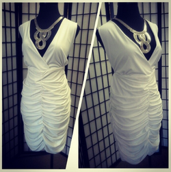 white ruched dress.png