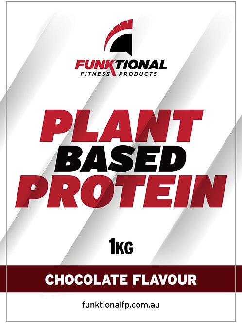 Plant Based Vegan Protein - Chocolate Flavour