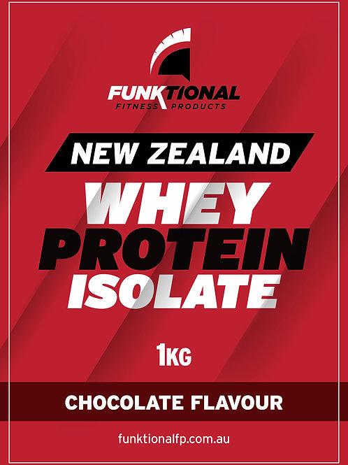 New Zealand - Natural WPI - Chocolate