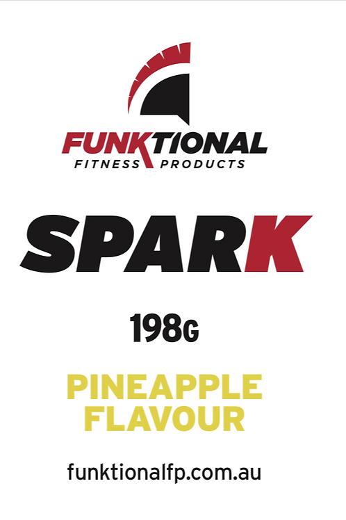 SPARK - Pineapple Flavour