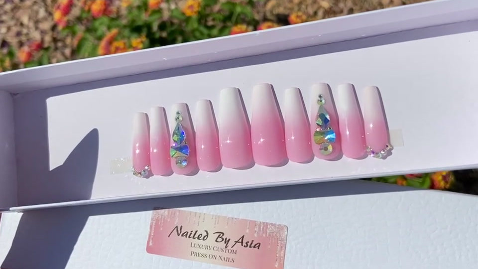 Nails With Asia Pt 1 of 2