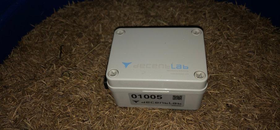 DL-LP8P Sensor System Decentlab  © Wolfgang Bischoff